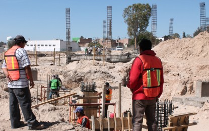 Avanza construcción del Territorio Joven